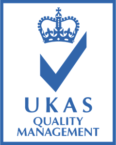 UKAS Quality Management Logo Vector