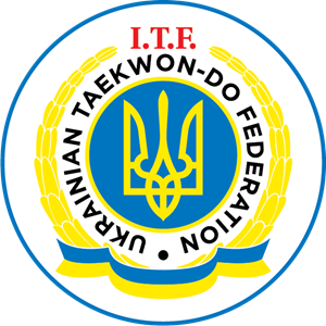 Ukrainian Taekwon-do Federation Logo Vector