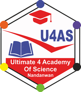 ULTIMATE4 ACADEMY OF SCIENCE Logo Vector