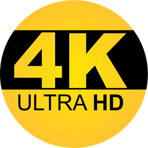 ultra 4k hd Logo Vector