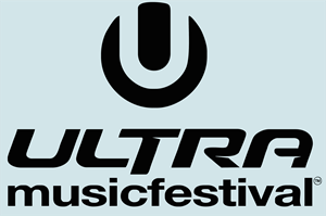 Ultra Music Festival Logo Vector