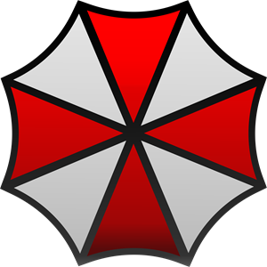 Umbrella Corporation Logo Vector