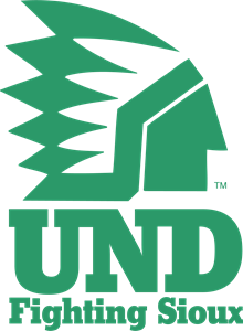 UND Fighting Sioux Logo Vector