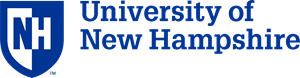 UNH University of New Hampshire Logo Vector