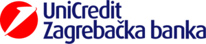 UniCredit Zagrebacka Logo Vector