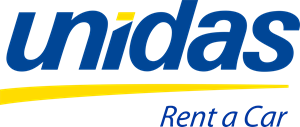Unidas Rent a Car Logo Vector
