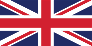 Union Jack Logo Vector