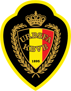 Union Royale Belge des Sociétés de Football Logo Vector