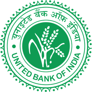 United Bank of India Logo Vector