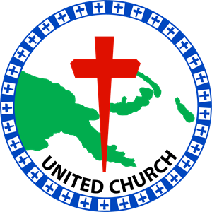 united church - lae papua new guinea Logo Vector