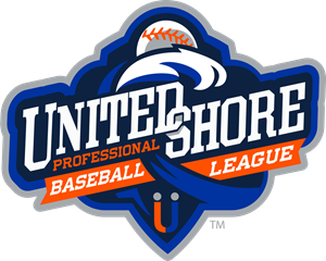 United Shore Professional Baseball Logo Vector