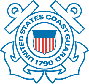United States Coast Guard Logo Vector
