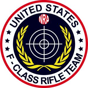 United States F-Class Rifle Team Logo Vector