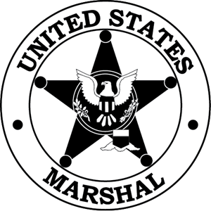 United States Marshal Logo Vector