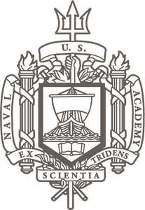 United States Naval Academy Logo Vector