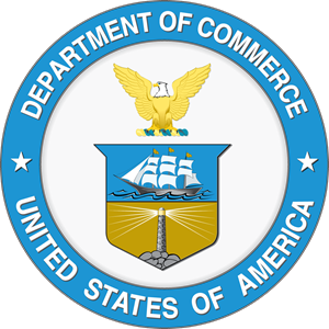 United States of America Department of Commerce Logo Vector