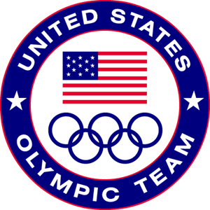 United States Olympic Team Logo Vector