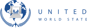 UNITED WORLD STATE Logo Vector