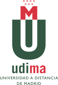 Universidad a Distancia de Madrid Logo Vector