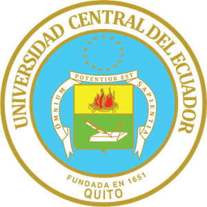 Universidad Central del Ecuador Logo Vector