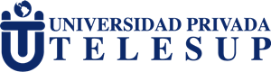 Universidad Privada Telesup Logo Vector
