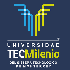 Universidad Tec Milenio Logo Vector