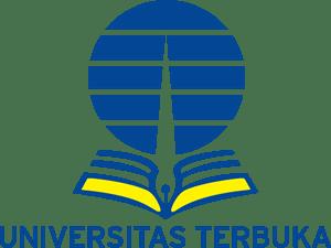 Universitas Terbuka Logo Vector Cdr Free Download
