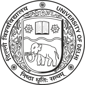 University of Delhi Logo Vector