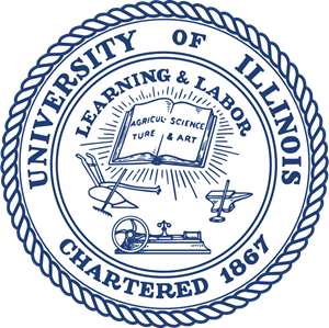 University of Illinois Seal Logo Vector