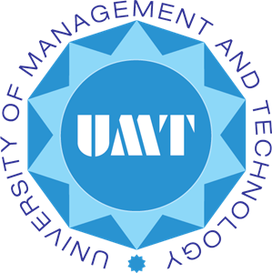 University of Management and Technology Logo Vector