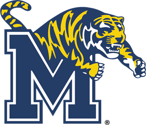 University of Memphis Tigers Logo Vector