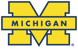 University of Michigan Logo Vector