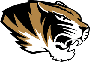 University of Missouri Tigers Logo Vector