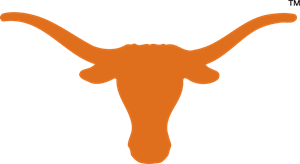 University of Texas at Austin Longhorns Logo Vector