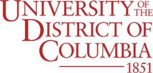 University of the District of Columbia Logo Vector