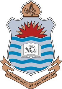 University of the Punjab Logo Vector