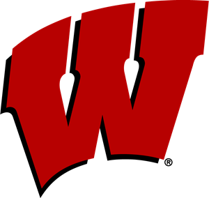University of Wisconsin W Logo Vector