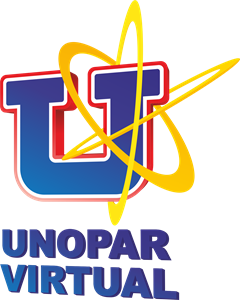UNOPAR VIRTUAL Logo Vector