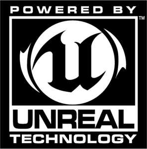 Unreal Technology Logo Vector