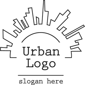 Urban Logo Vector