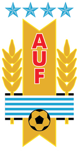 Uruguay Football Association Logo Vector
