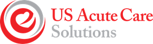 US Acute Care Solutions Logo Vector