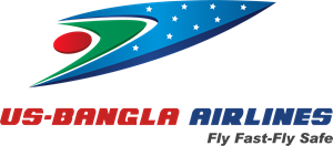 US-Bangla Airlines Logo Vector