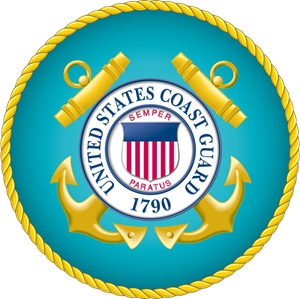 US Coast Guard Seal Logo Vector