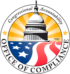 US Congress Office of Compliance Logo Vector