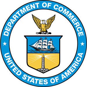 US Department of Commerce Logo Vector