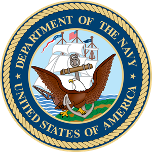 US Department of the Navy Logo Vector