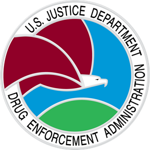 US Drug Enforcement Administration Logo Vector