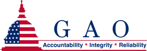 US Government Accountability Office GAO Logo Vector