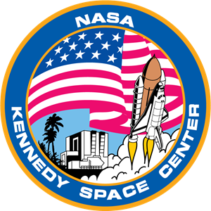 US Kennedy Space Center Logo Vector